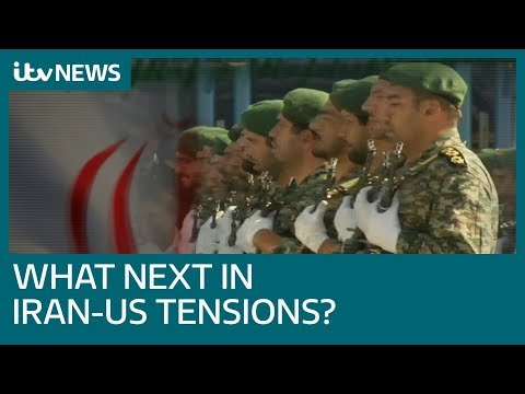 Iran-US tensions: Where does it go from here? | ITV News