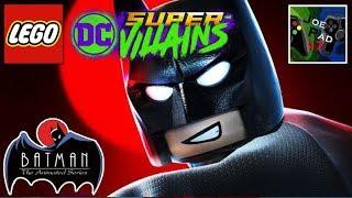 LA MASCHERA DEL FANTASMA!   DLC BATMAN ►LEGO DC SUPER-VILLAINS◄