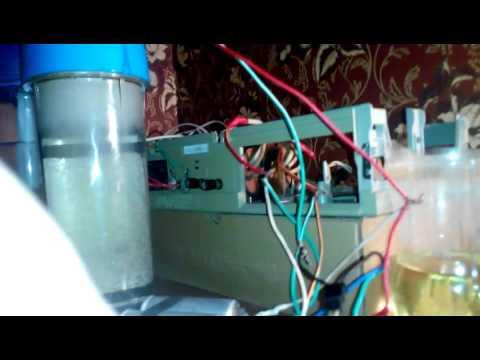 видео: Генератор водорода,ячейка Меера