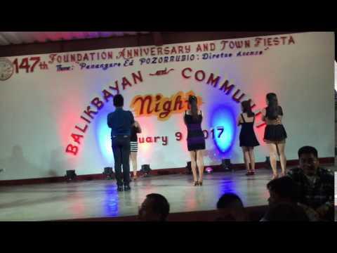 Balikbayan Night 1-19-2017 - Pozorrubio, Pangasinan