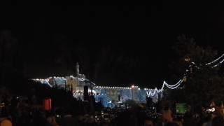 ירושלים של שלום -שרית חדד, מופע על חומות העיר העתיקה, בחגיגות 50 שנה  לאיחודה של ירושלים  .2017.