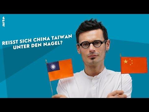 Reißt sich China das Internet in Taiwan unter den Nagel? | Alle Internetze | ARTE