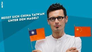 Reißt sich China das Internet in Taiwan unter den Nagel?