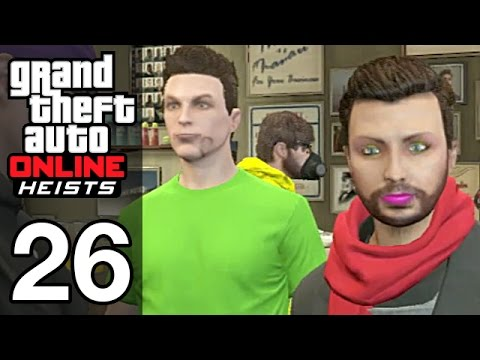 Stephen & Friends: GTA Online #26 - Series A Funding (Part 1)