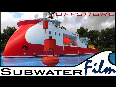 RC Ships | pure OFFSHORE SHIPS - 15 Minutes AHTs, OSV, Tugs, Aukrug 2017