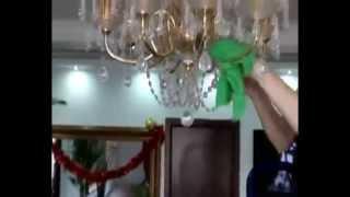 Уборка квартир, домов, офисов в Нижнем Новгороде и области(Обеспыливание люстры, мойка зеркала, протирка мебели и аппаратуры, сухая уборка ковра, чистка кресла., 2015-01-21T20:32:31.000Z)