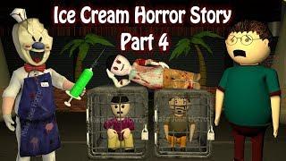 Ice Cream Horror Story Part 4 | Short Horror Stories In Hindi | Make Joke Horror