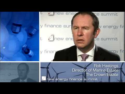 Rob Hastings, Director of Marine Estate, The Crown Estate