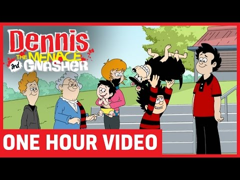 Dennis the Menace and Gnasher |  Series 2 | Episodes 19-24 (1 Hour)
