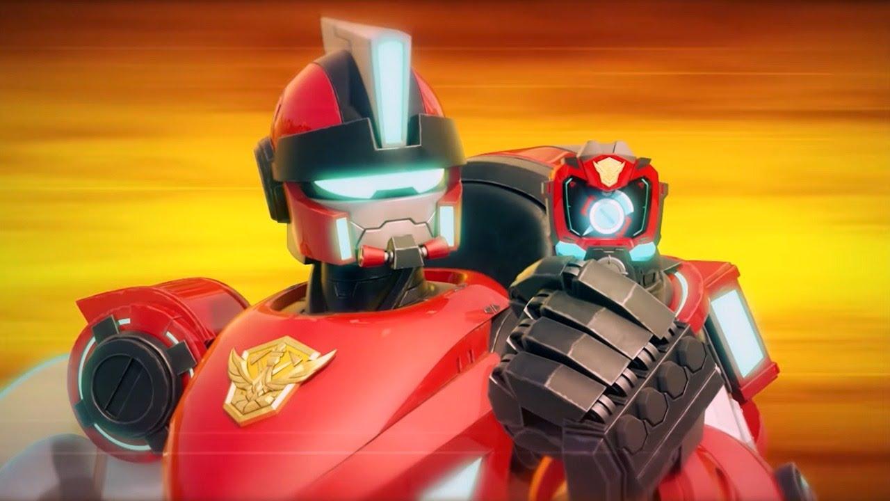 Роботы-пожарные - Любимые эпизоды Роботов-пожарных - ПРЯМОЙ ЭФИР - Новый мультик для детей