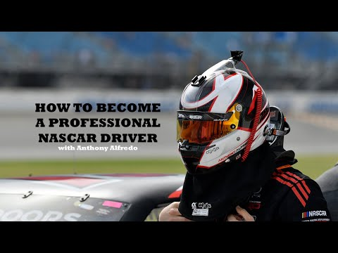 HOW TO BECOME A NASCAR DRIVER!!!