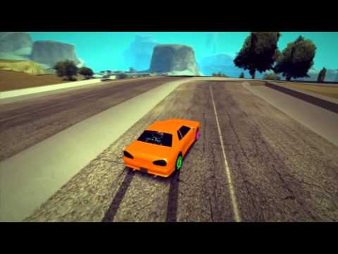 GTA SAMP : It's my [orange] ELEGY | orange-P & world-B*