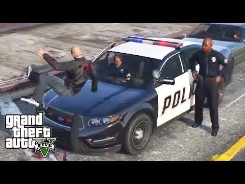 Retar Poliser i GTA 5