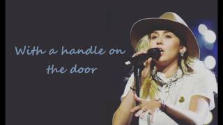 """Miley Cyrus- """"Inspired""""- Lyric Video (New Song 2017)"""