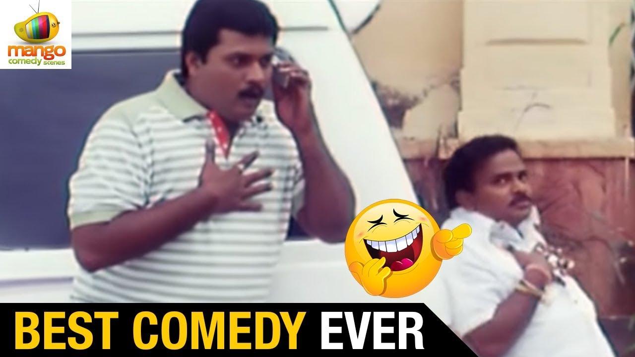 Hindi Comedy Scenes   Sunil and Venu Madhav Best Comedy   Mawali The Play Boy Hindi Dubbed Movie