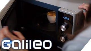 3 Gänge-Menü aus der Mikrowelle | Galileo | ProSieben