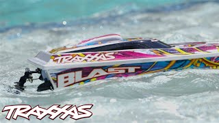 fun in the sun traxxas blast