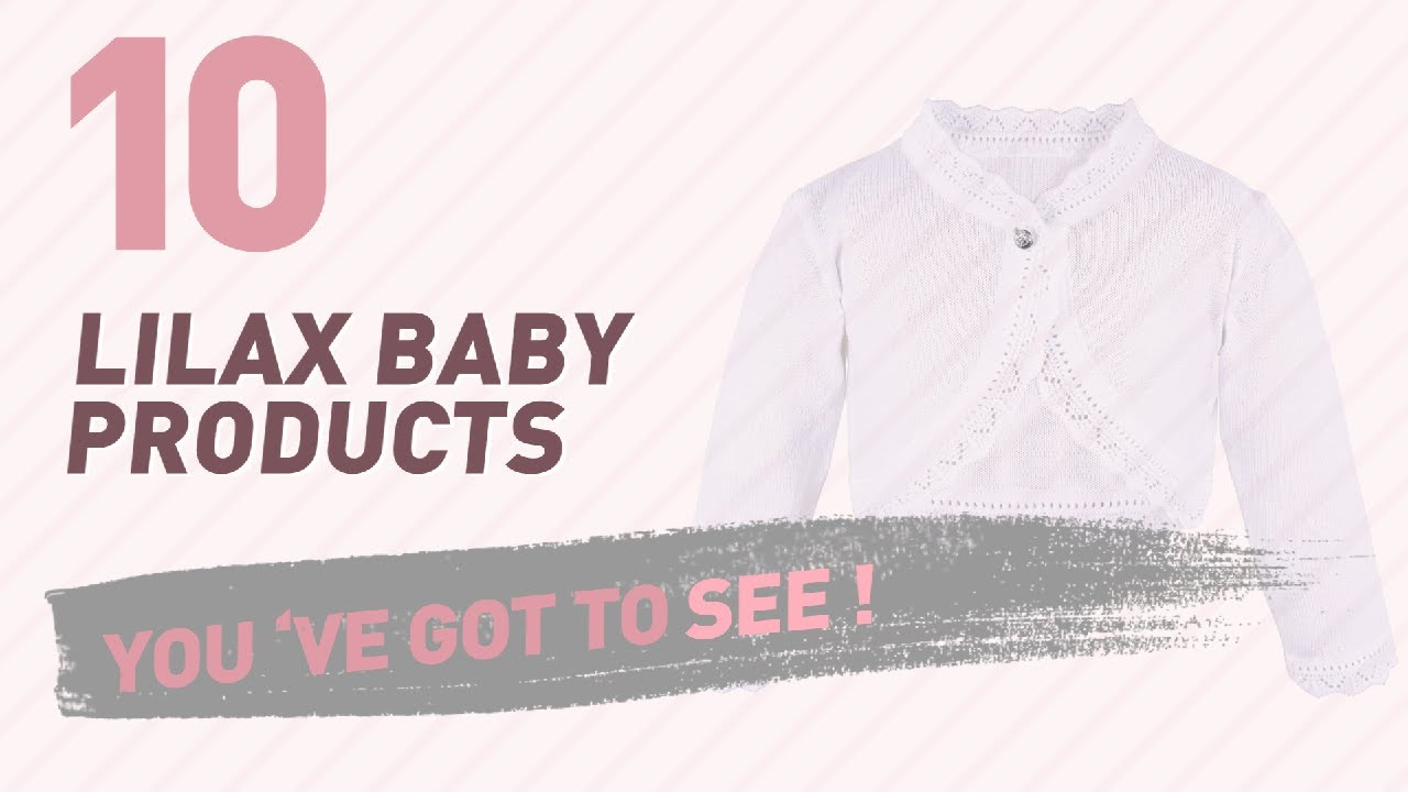 868e3bfa9 Lilax Baby Products Video Collection    New   Popular 2017 - YouTube
