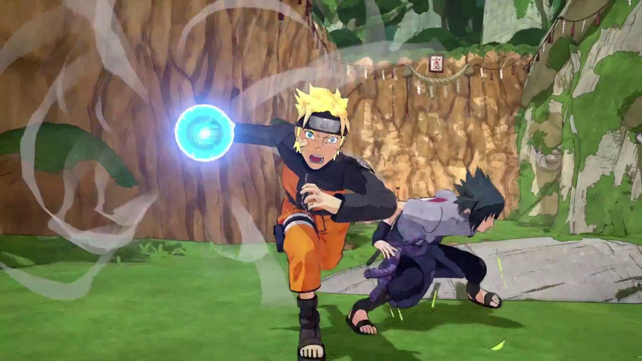 Naruto to Boruto Shinobi Striker Gameplay Trailer (PS4/Xbox One/PC)
