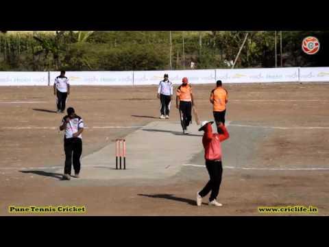 Kiran More Super Sixes in DSPL 2016, Vadhu Budruk,Pune