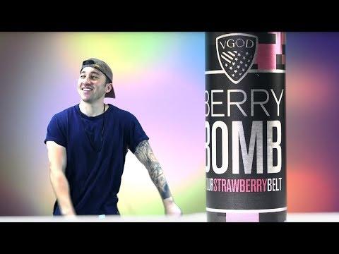 Apple Bomb & Berry Bomb   VGOD
