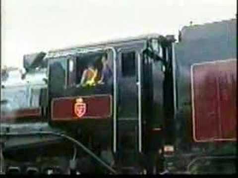 CPR's Hudson #2816 Steam Locomotive