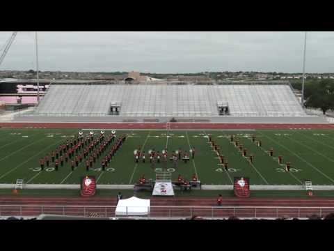 Pyramids of Egypt - Lee Marching Band