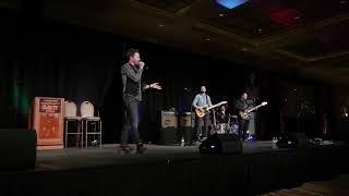 2018 Vegas Fri opening, Adam and David