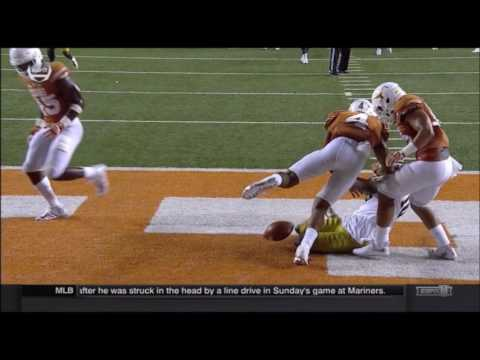 ND @ Texas Potential Targeting not called