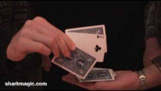 Wave The Aces Tutorial - Card Magic Trick Revealed