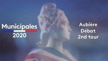 Municipales 2020 : débat du second tour à Aubière (Puy-de-Dôme)