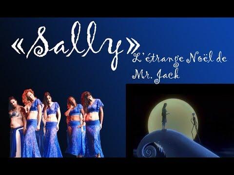 """Sally"" - Tim Burton Oriental Show"