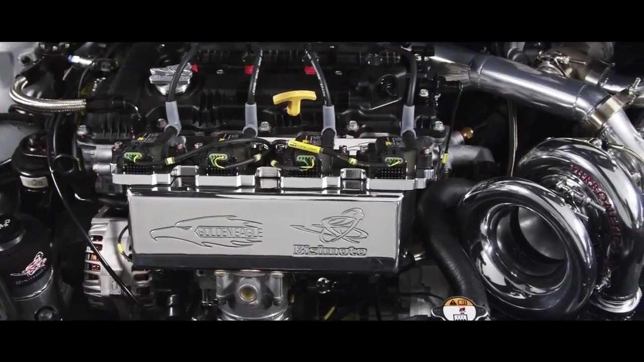2012 Sema 602whp 2013 Hyundai Elantra Gt Bisimoto Concept