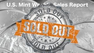 CoinWeek: U.S. Mint Weekly Sales Report - May 10, 2015
