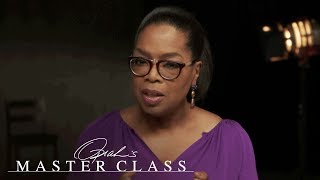 Oprah Defines What It Means to Be a Master | Oprah's Master Class | Oprah Winfrey Network thumbnail