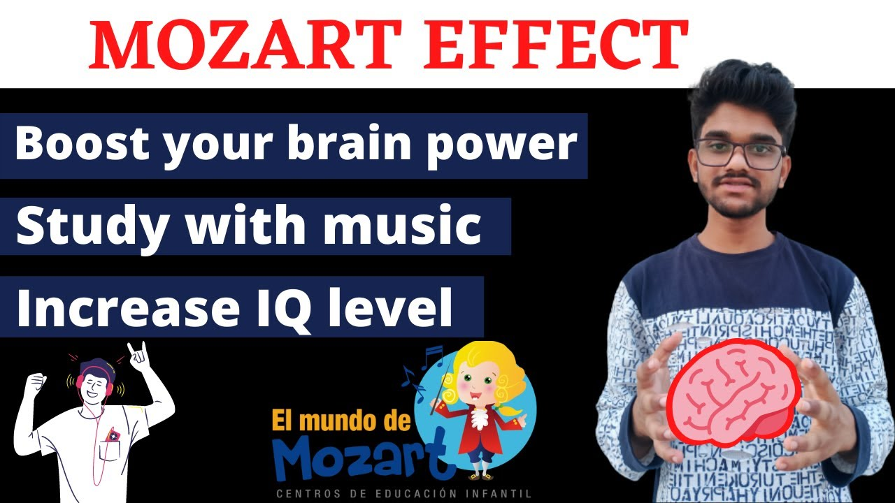 Mozart Effect Music Increase Your Brain Efficiency Stay Focus With Music Youtube