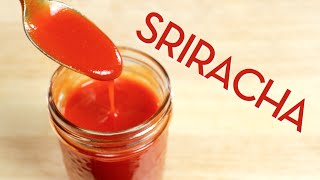 How to Make Sriracha Hot Sauce ซอสพริก - Hot Thai Kitchen Recipe