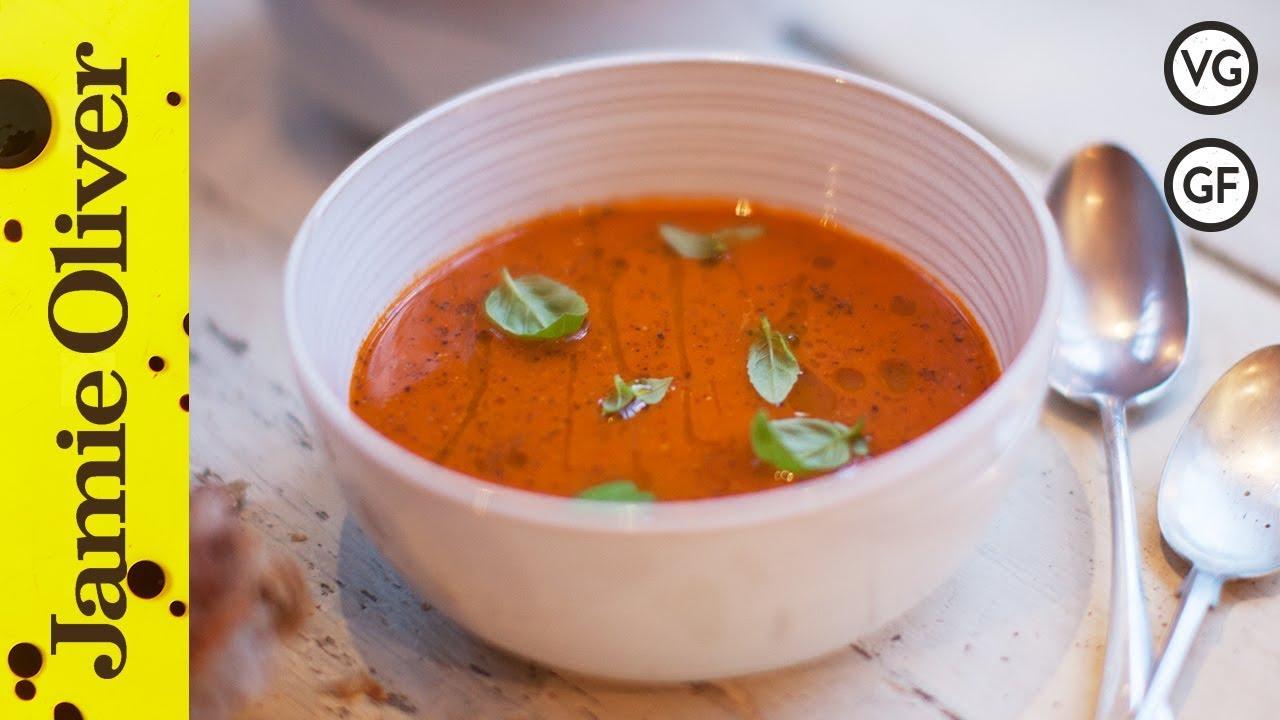 homemade tomato soup kerryann dunlop youtube. Black Bedroom Furniture Sets. Home Design Ideas