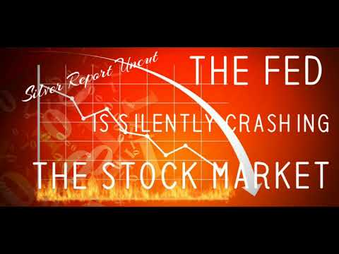 The Fed Is Silently Crashing The Stock Market! - Economic Collapse News