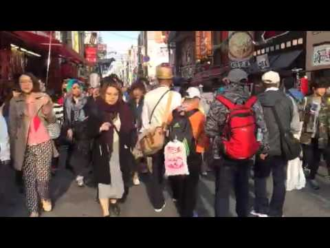 Let's walk around a very crowded Shinsaibashi in downtown Osaka, Japan! 🇯🇵⛩#jpnscope