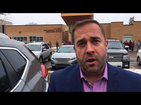 Grand Rapids School Bomb Scare