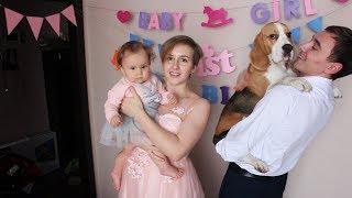 Собака и ребенок в доме 🐶👶   Бигль-шмигль и Сашуля-малышуля