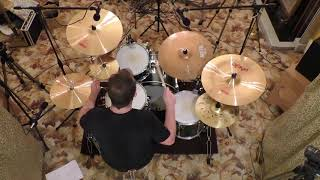 CAFO - Animals As Leaders - Drum Cover By Mark Norris