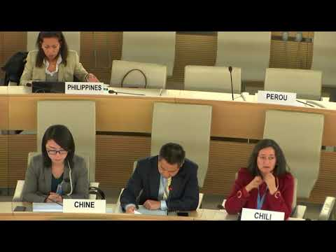 China's Jiang Duan Praises Iraq's Human Rights Record