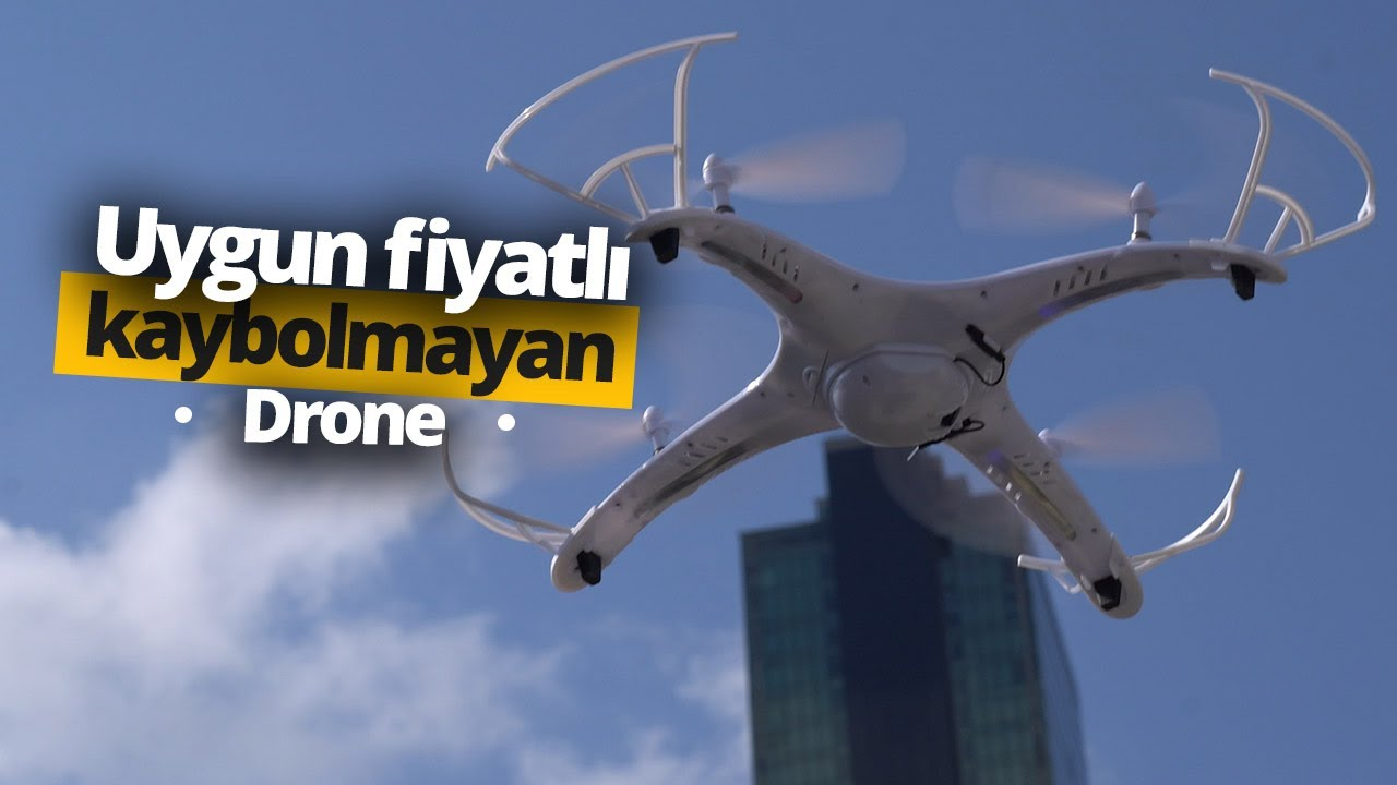 Fiyat performans ürünü Corby Rotha drone inceleme! - Kaybolmayan Drone