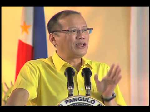 Meeting with Local Leaders and the Community - Capiz (Speech) 2/20/2013