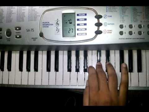 rangabati piano notes