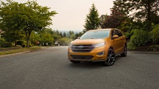 2015 Ford Edge Sport Car Review