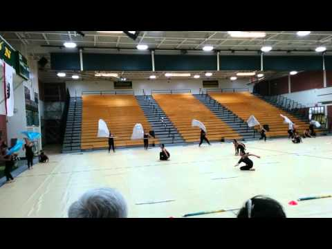 Olympian High School 2016 Winter Guard Championship