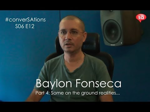 Vegetable vendors are more united than sound professionals | Baylon Fonseca | S06 E12